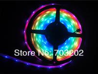 12V 30 LEDs TM1829 Digital Led Strip waterproof IP67 with silicone tube