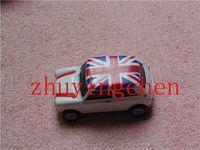 Genuine 2g 4GB 8GB 16GB 32GB usb flash drive UK Mini white jeep Car Metal pen drives Full Capacity gifts box gift 64g stick disk