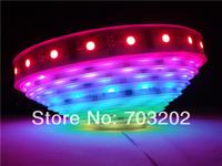 48 Pixels LPD8806 Digital led strip waterproof IP67 with silicone tube