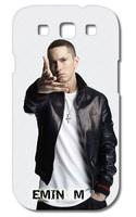 free shipping 1PCS Eminem Hard Case Cover for Galaxy S3  I9300 SIII 004