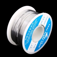 Free shipping by DHL wholesale  0.8mm 100g Tin Lead Melt Rosin Core Solder Soldering Wire Reel ,100pcs /lot