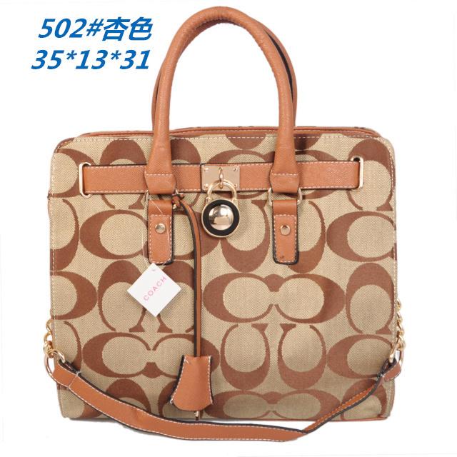 2014 tote fashion new coach handbags womens handbag Single shoulder ...