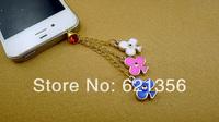 2014 Hot Sale Trees Pendants Jewelry,Telecommunications Accessories,Cellphone Starp,Handmade Chains,20pcs/lot,Wholesale,F2-44