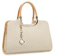 NEW 2014 Fashion Women's Genuine Leather Handbags Bags Vintage Shoulder Matching Hand bag Women Messenger Bags Women Handbag