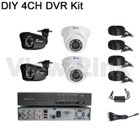 dvr full d1 mini camera ccd home camera system