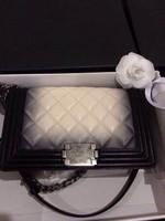 25.5cm Lambskin LEBOY women leather handbags/women handbag/women messenger bags