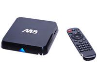 M8 Amlogic S802 Quad Core Android TV Box 2G/8G 4K HDMI XBMC Bluetooth 2.4G/5G Dual WiFi DOLBY True HD DTS HD Mini PC