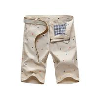 Hot sale free shipping men best selling summer men shorts loose mens shorts beige navy khaki M L XL XXL XXXL CK088