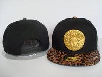 2014 Hot New Fashion Black Color Hip Pop Exclusive Snapback cap Men Hip Pop Baseball cap Snapback hat free shipping