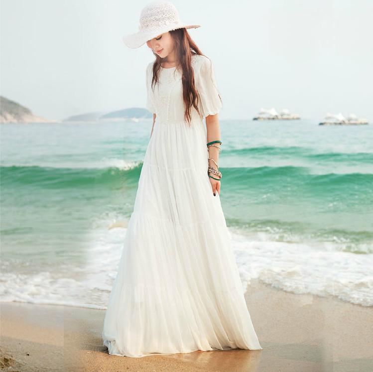 лето это лето в белом платье