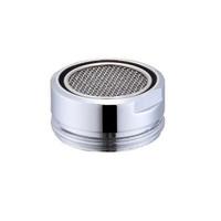 Diameter 24mm Chrome Brass External Thread Faucet Aerator Faucet accessories Water Saving Aerator