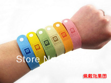 Hot- Free shipping 100pcs/lot Mosquito Bracelet Repellent Band Camping Killer Bangle Wristband(China (Mainland))