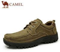 2014 spring models tooling camel hiking shoes casual shoes shoes men shoes bulk matte leather