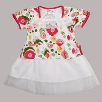 Nova Nova 2014 spring models little girls' dresses women trade of the original Korean version of the princess dress H3969