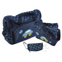 Free shipping new 2014 Fashion multifunctional nappy bag mummy bag mother bag