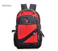 New Fashion backpack bag 15 inch Laptop backpack Men and women business double shoulder bag School computer bag Travel backpack