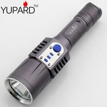 YUPARD XM-L2  Flashlight Torch USB charge  5modes mobile power 18650 battery 2000Lms Intelligent flashlight(China (Mainland))