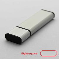 Retail Genuine Capacity Eight Square Shape Pen Drive USB Stick Flash Drives 2gb 4gb 8gb 16gb 32gb USB Flash Disk free shipping
