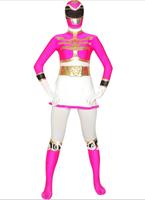Megaforce Pink Power Ranger Costume