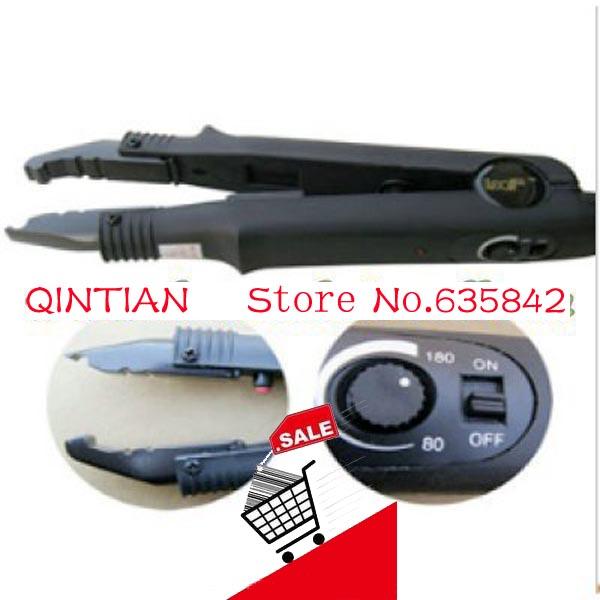 Щипцы для наращивания волос LOOF 611 , L-611-Adjustable Temperature щипцы для наращивания волос loof 50 scale protector shields