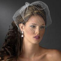 Quality yarn fashion bridal veil