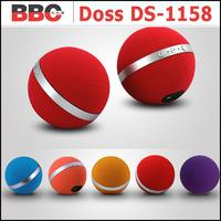 DOSS Compass DOSS-1158 Mini Bluetooth Speaker Wireless Portable Stereo Loudspeakers For True Stereo Sound