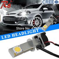 2nd Generation Car Cree LED Headlight Bulbs H1 50w 3200lm 6500K