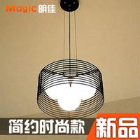 Dining room pendant light art pendant light bedroom pendant light iron led pendant light personalized