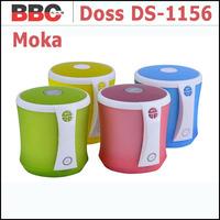 Original DOSS Moka DS-1156 Portable Mini wireless Bluetooth Speaker Surpport TF card AUX NFC for Bluetooth