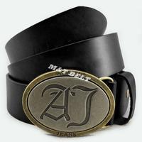 100% Genuine Leather Original Designer Brand Name Belts For Men Fashion  Metal Buckle Man Wide Belt Cinto Ceinture 120 MBT0053