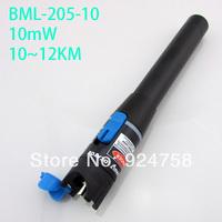 10~12km,10mw,red fiber optical test pen , fiber optical laser visual fault locator,fiber optic cable tester,fiber laser pointer