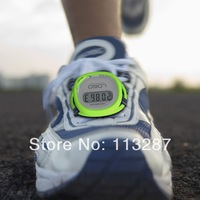 free shipping step count for shoes,pedometer for shoes