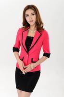 spring 2014 suits for women work wear blazer women work wear  free shipping
