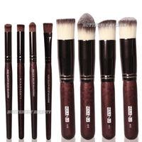 Details about 8pc Makeup Tool Foundation Blush Powder Brushes Kit Eye Nose Shadow Shader Brush