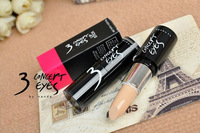 Fast shipping High Quality Moisture Matte Smooth Lip & Eye Cover Concealer Stick Face Makeup Cream Concealer stick 1 pcs