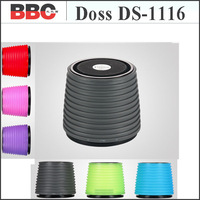 DOSS Hurricane DS-1116 Wireless Bluetooth Speaker support TF card 360 Degree Sound Silicone Rubber Case for Extreme Conditions