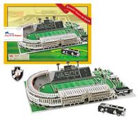 2014 Brazil World Cup DIY 3D Puzzle Estadio Club de Regatas Vasco da Gama Stadium Football Club Field Jigsaws168 pc's/Set
