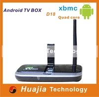 Nice price A31S quad core android tv box with 2/16GB memory support Built-in 3G dongle