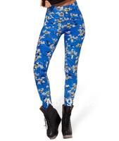 Spring 2014 New Arrival Women Galaxy Milk Vintage Leggings Designed Digital Printed BABY BATMAN HWMF Leggings Free Shipping