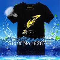 Kenyos2014 Hot New short-sleeve men's clothing t-shirt clothes male T-shirt 100% cotton t-shirt male o-neck,Cheap wholesale