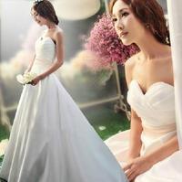 Free Shipping 2014 New Arrival Bridal Wedding Dress,Wedding Gown W0096