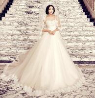 Free Shipping 2014 New Arrival Bridal Wedding Dress,Wedding Gown W0092