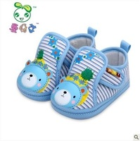 Shoes soft outsole baby shoes spring and autumn baby shoes male shoes toddler soft outsole breathable