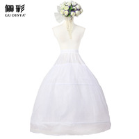 Guoisya quality wedding dress skirt elastic waist lacing wedding accessories