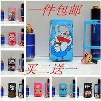 For nokia   n95 mobile phone n95 mobile phone protective  scrub cartoon