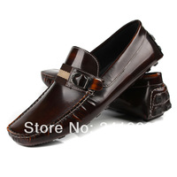 New Mens spring autumn Casual Loafers Driving Moccasins Shoes Sneakers slip on Eur size 37 to 44 Retail/wholesale Free shipping