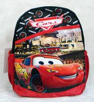 Kindergarten school bag small bag boy child cartoon backpack cars  Drop shipping Free shipping