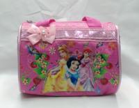 Kitty princess child messenger bag girl cute little school bag baby