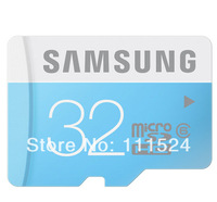 2014 New 100% Original Genuine Samsung C6  Micro SD card /TF 32gb micro sd Free Shipping micro sd card memory cards