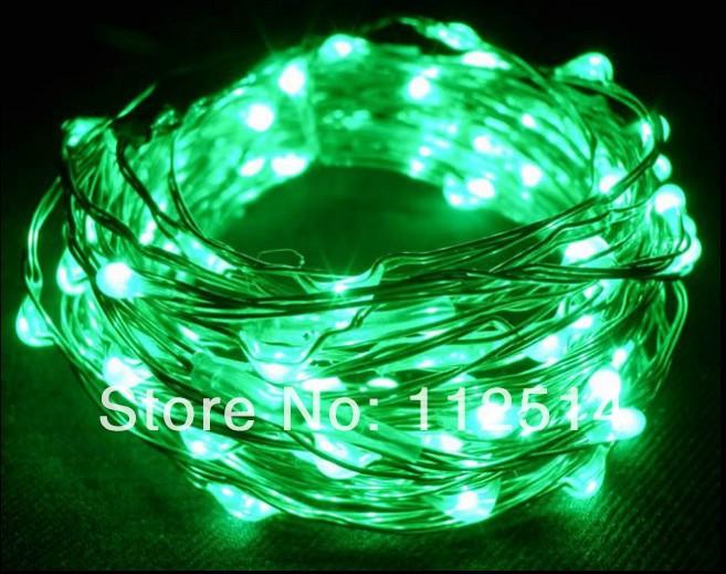 Perles d'eau 2m 20 pendentif led lumière de corde conduit feux branche led lumières de noël